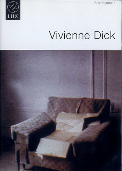 Buy Afterimages 4: Vivienne Dick