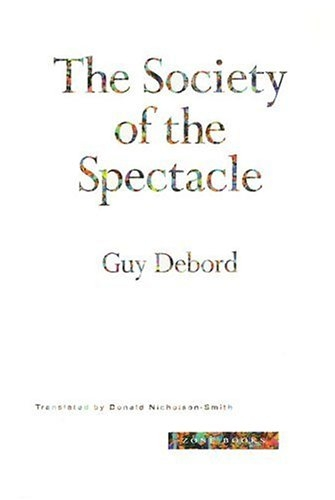 Buy The Society of the Spectacle