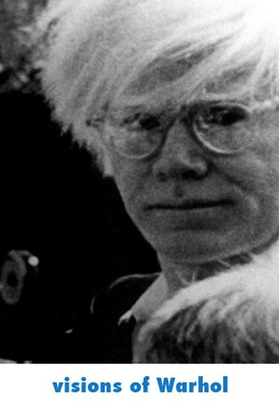 Buy Visions of Warhol