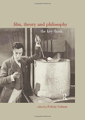Buy Film, Theory and Philosophy: The Key Thinkers