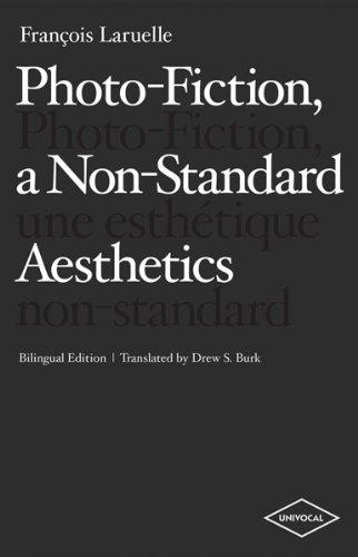 Buy Photo-Fiction, a Non-Standard Aesthetics