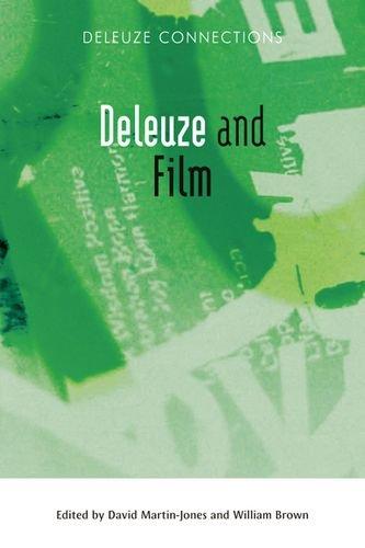 Buy Deleuze and Film