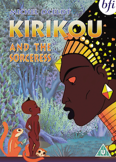 Buy Kirikou and the Sorceress (DVD)