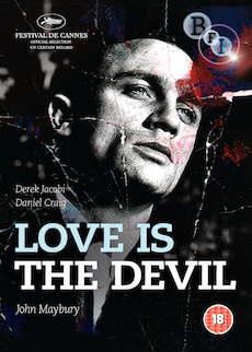 Buy Love is the Devil: Study for a Portrait of Francis Bacon (DVD)