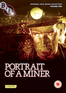 Buy Portrait of a Miner: The National Coal Board Collection Volume One (2-DVD set)