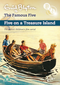 Buy Famous Five: Five on a Treasure Island, The (DVD)