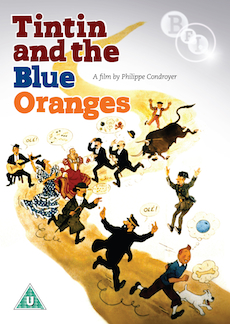 Buy Tintin and the Blue Oranges