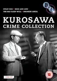 Buy Kurosawa Crime Collection (4-DVD set)