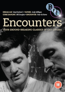 Buy Encounters: Four Ground-Breaking Classics of Gay Cinema (DVD)
