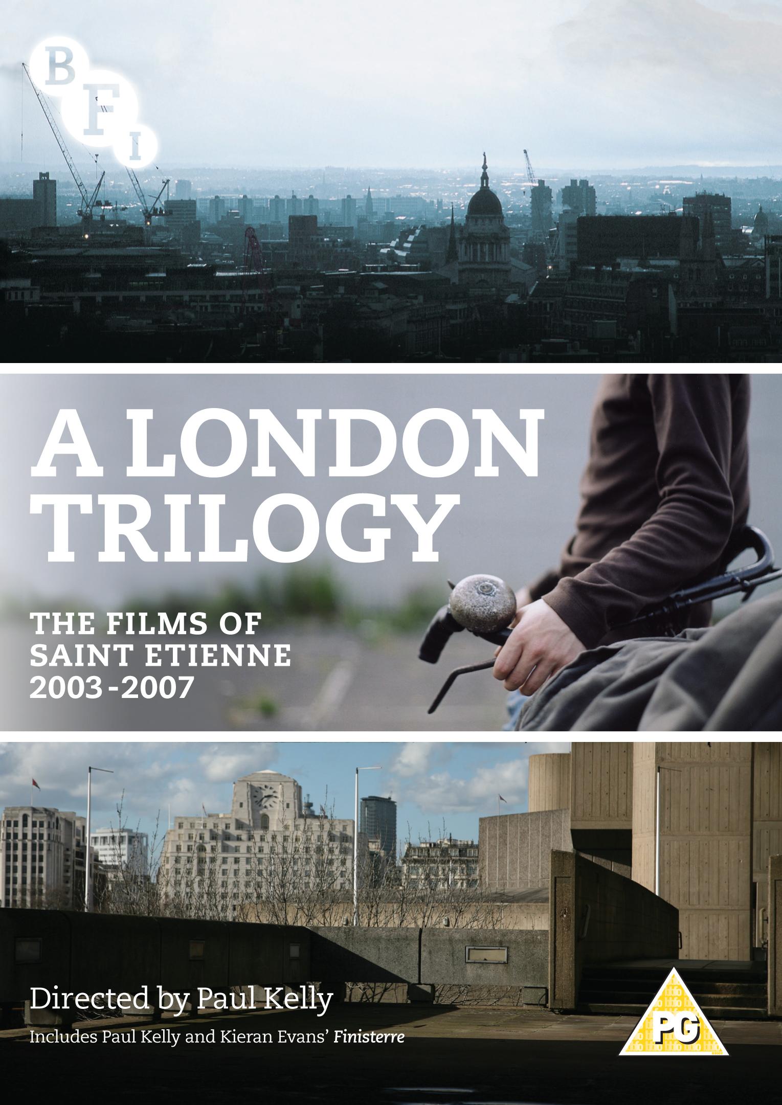 Buy London Trilogy - The Films of Saint Etienne, A  (DVD)