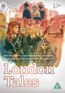 Buy Children's Film Foundation Collection Volume One: London Tales (The Salvage Gang, Operation Third Form, Night Ferry) (DVD)