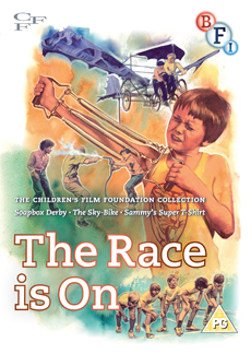 Buy Children's Film Foundation Collection Volume Two: The Race Is On (Sammy's Super T-shirt, Soapbox Derby, The Sky-Bike) (DVD)