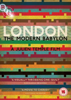 Buy London - The Modern Babylon (DVD)