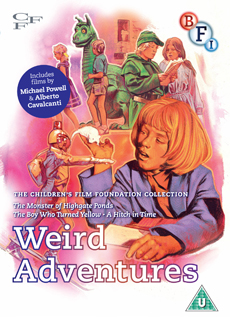 Buy Children's Film Foundation Collection Volume Three: Weird Adventures (The Boy Who Turned Yellow, A Hitch in Time, The Monster of Highgate Pond) (DVD)