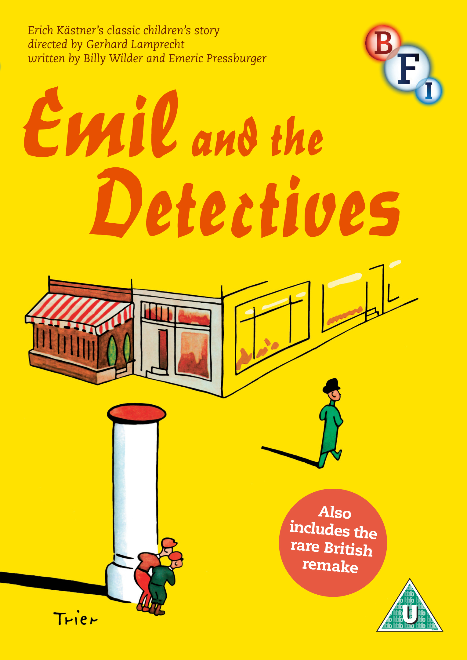 Buy Emil and the Detectives (DVD)
