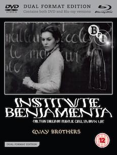 Buy Institute Benjamenta (Dual Format Edition)