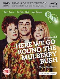 Buy Here We Go Round the Mulberry Bush (Flipside 012) (Dual Format Edition)