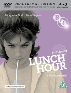 Buy Lunch Hour (Flipside 017) (Dual Format Edition)