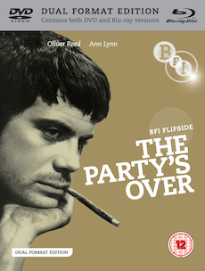 Buy Party's Over, The (Flipside 011) (Dual Format Edition)