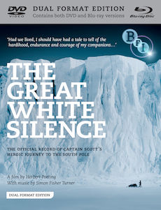 Buy Great White Silence, The (Dual Format Edition)
