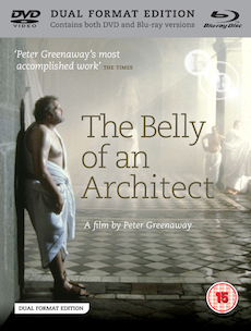 Buy Belly of an Architect, The (Dual Format Edition)
