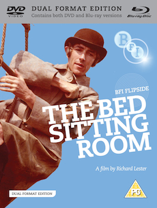 Buy Bed Sitting Room, The (Flipside 001) (Dual Format Edition)