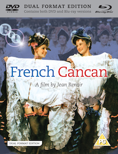 Buy French Cancan (Dual Format Edition)