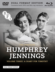 Buy Complete Humphrey Jennings Collection Volume Three: A Diary for Timothy, The (Dual Format Edition)