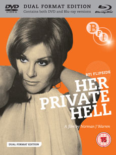 Buy Her Private Hell (Flipside 022) (Dual Format Edition)