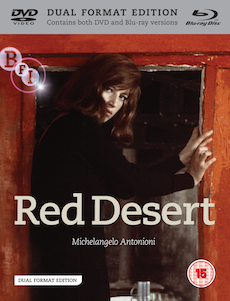 Buy Red Desert (Dual Format Edition)