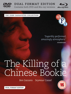Buy Killing of a Chinese Bookie, The (Dual Format Edition)