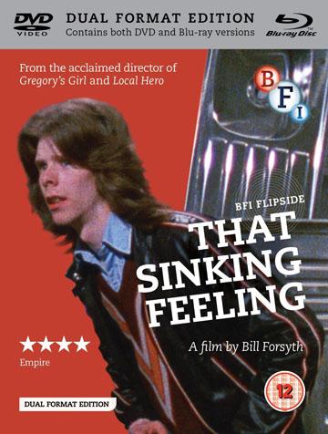 Buy That Sinking Feeling (Flipside 029) (Dual Format Edition)