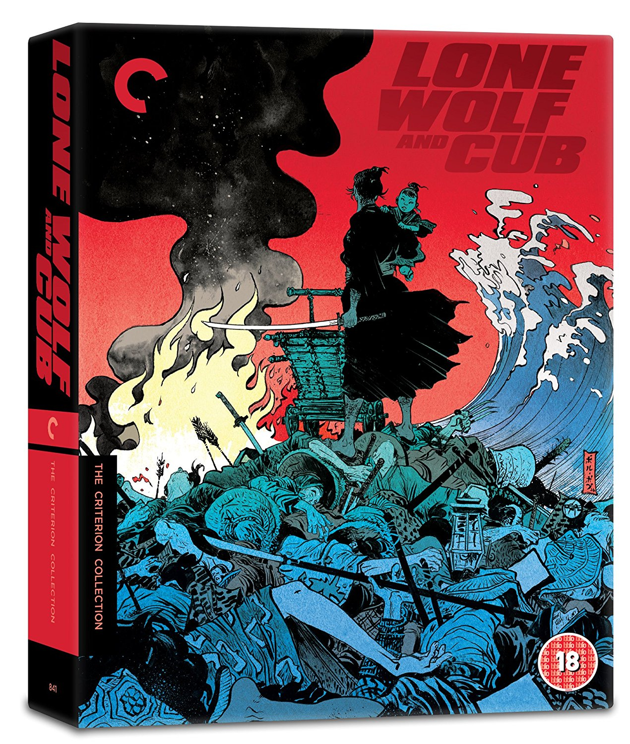 Buy Lone Wolf and Cub - Criterion Collection