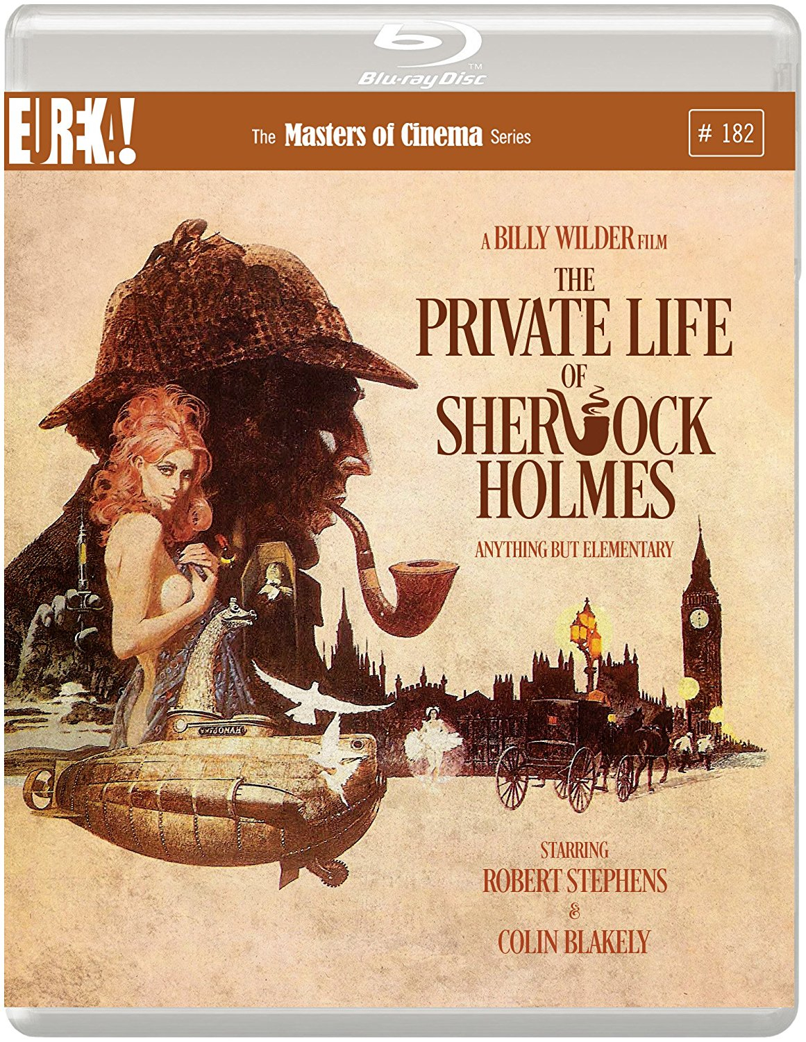 Buy The Private Life of Sherlock Holmes