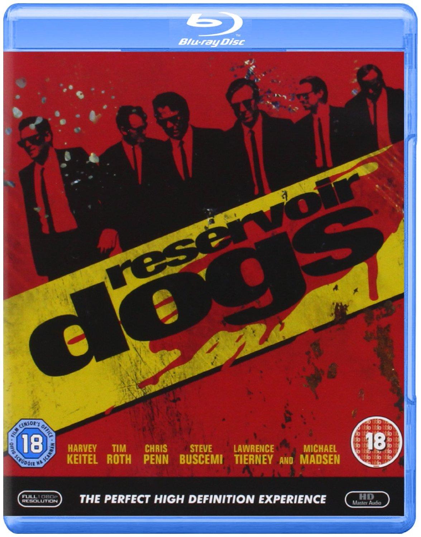 Buy Reservoir Dogs - Blu-Ray