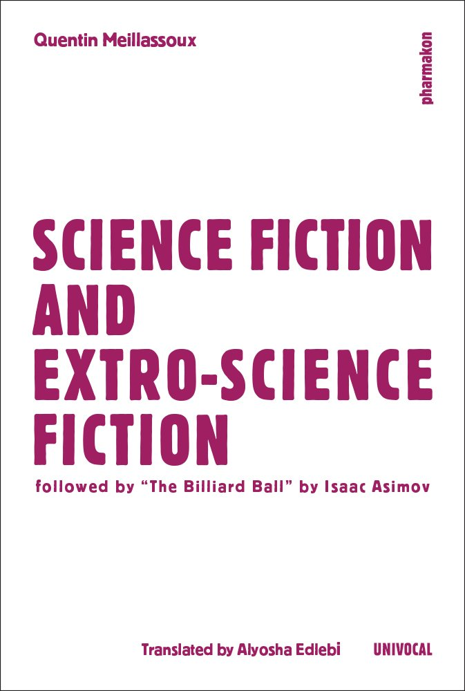 Buy Science Fiction and Extro-Science Fiction