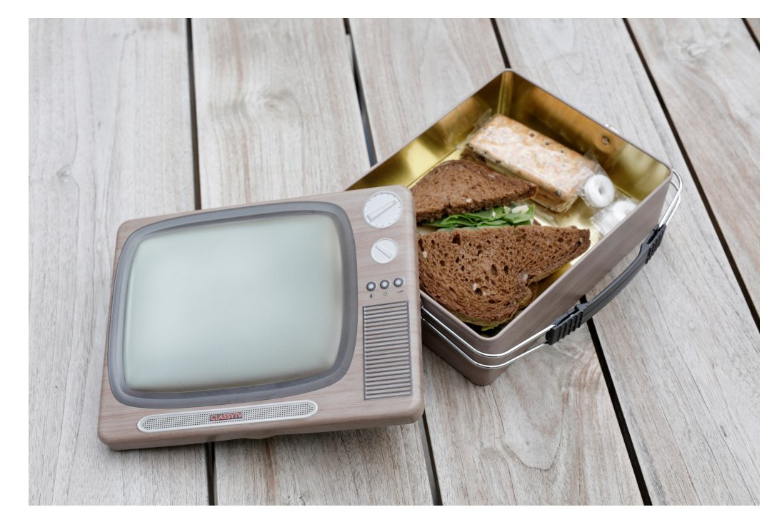 Buy Retro TV lunchbox