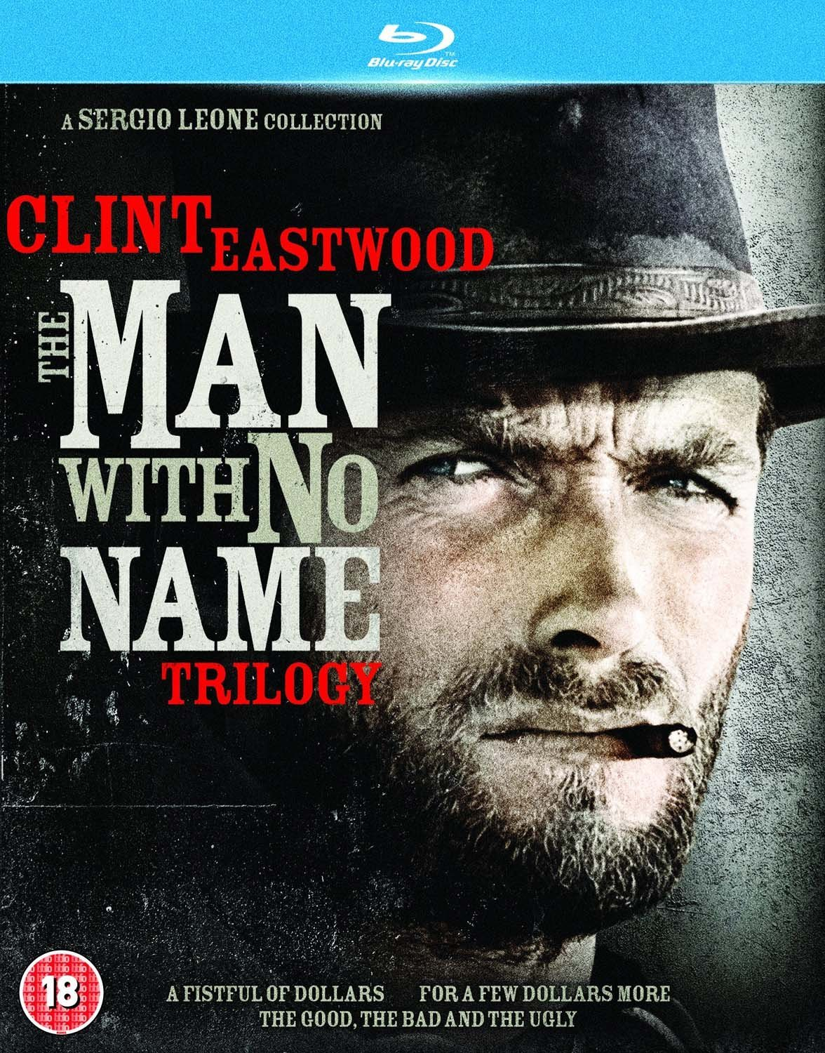 Buy The Man With No Name Trilogy - Blu-Ray