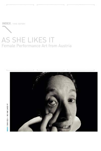 Buy As She Likes It: Female Performance Art from Austria
