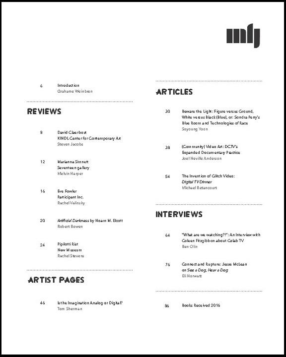 Buy Millennium Film Journal #65