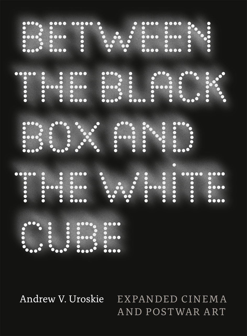 Buy Between the Black Box and the White Cube: Expanded Cinema and Postwar Art