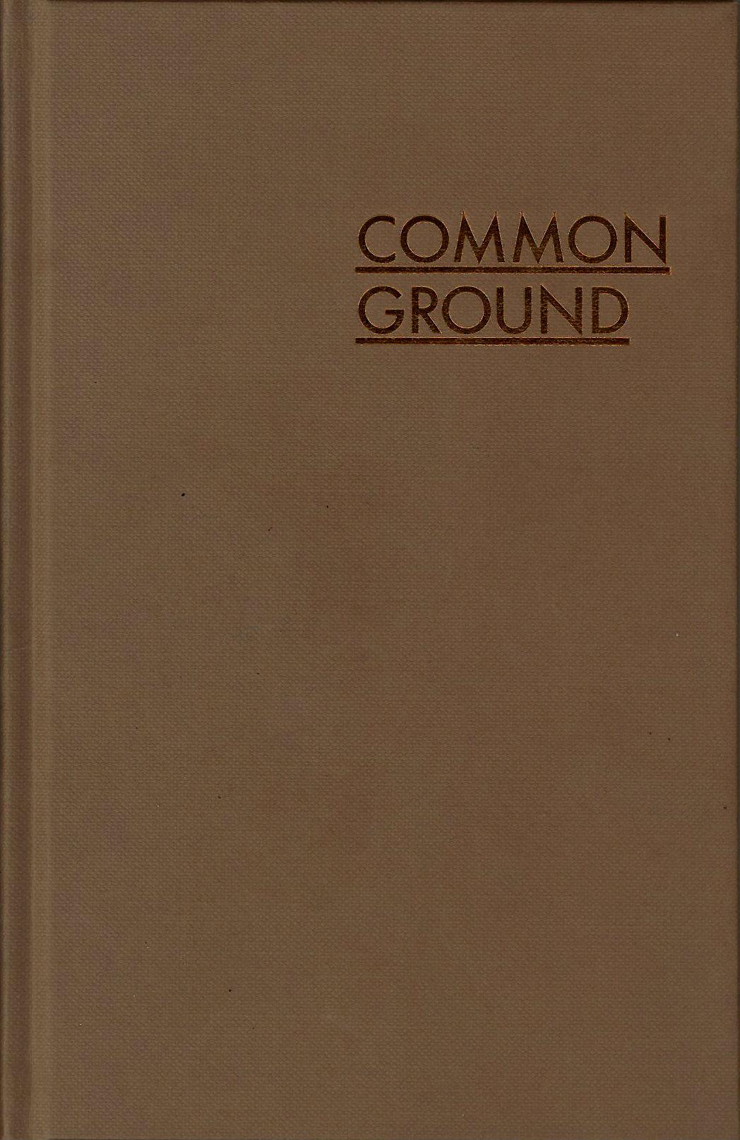 Buy Common Ground