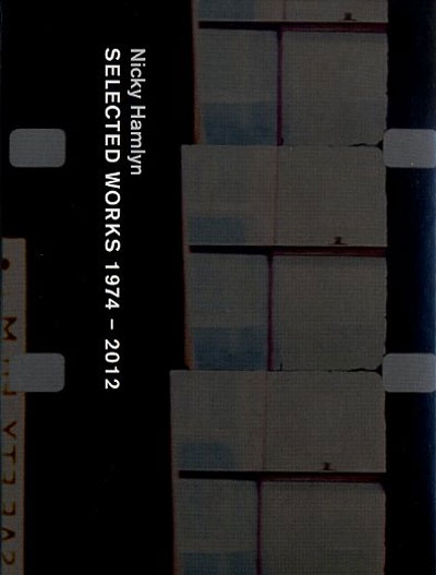 Buy Nicky Hamlyn: Selected Works 1974 - 2012