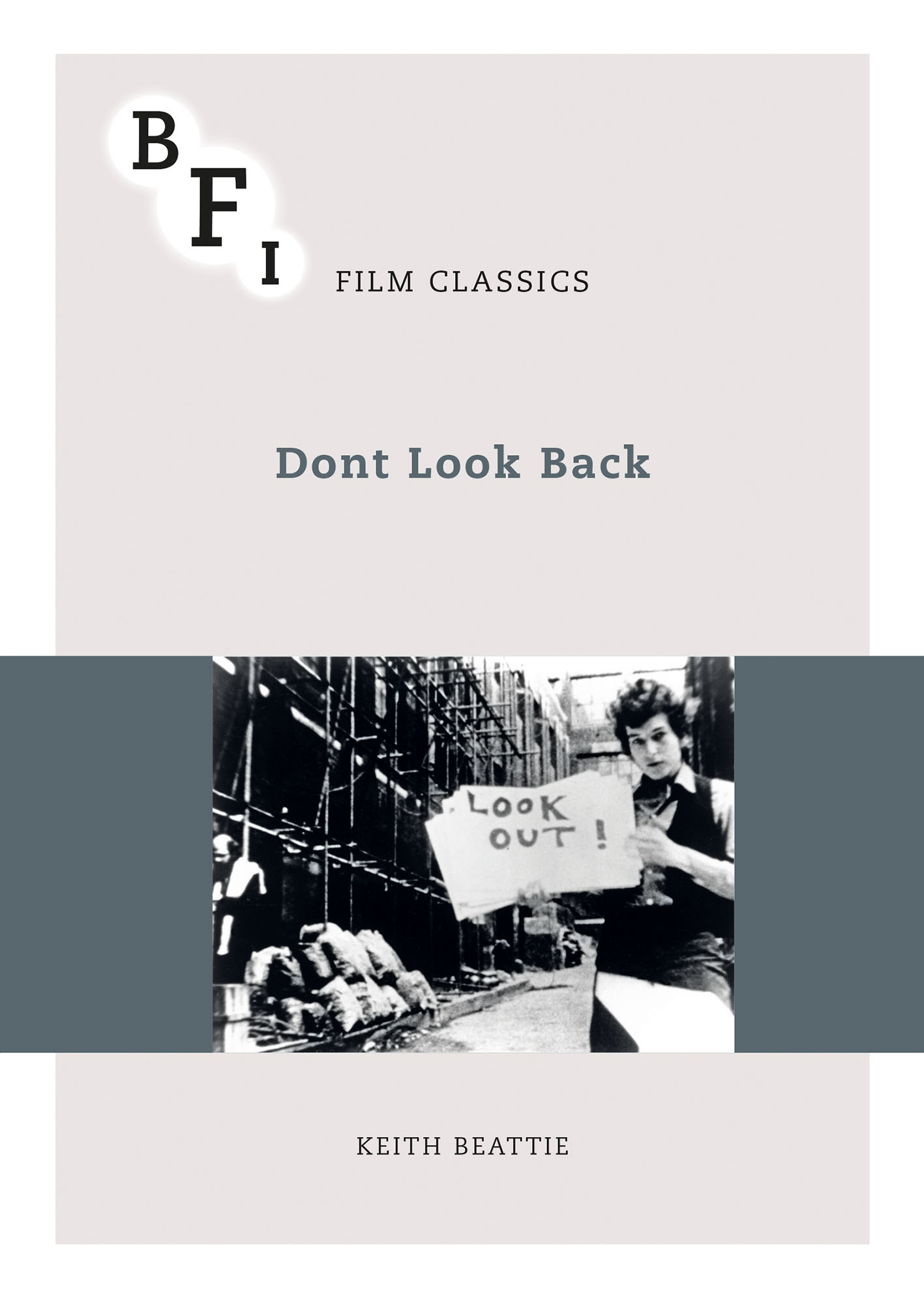 Buy Dont Look Back (BFI Film Classic)