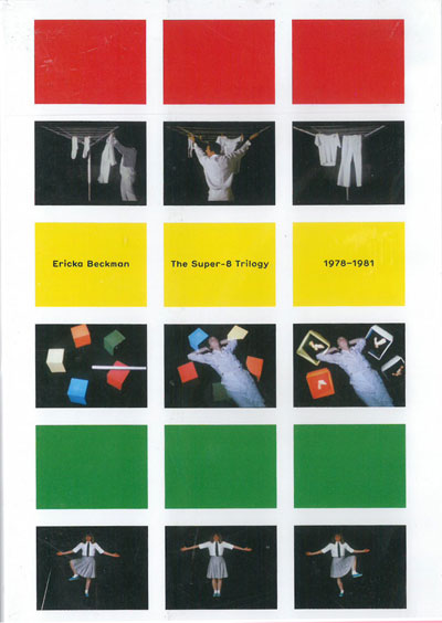 Buy Ericka Beckman: The Super-8 Trilogy