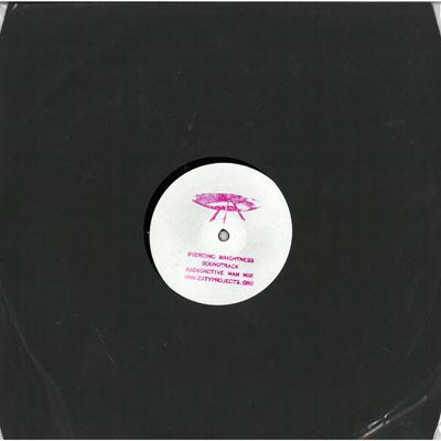 Buy Piercing Brightness (Soundtrack to the film by Shezad Dawood, 2013): (Radioactive Man Mix, Vinyl Single)
