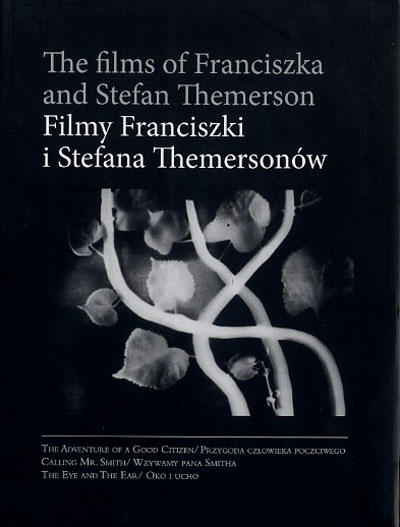 Buy Films of Franciska and Stefan Themerson: Book + DVD