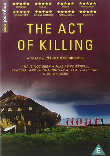 Buy Act of Killing, The