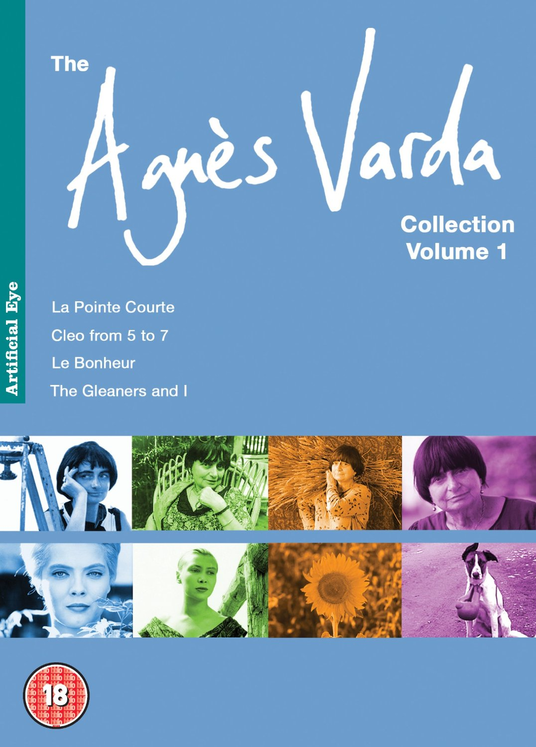 Buy The Agnes Varda Collection Volume 1