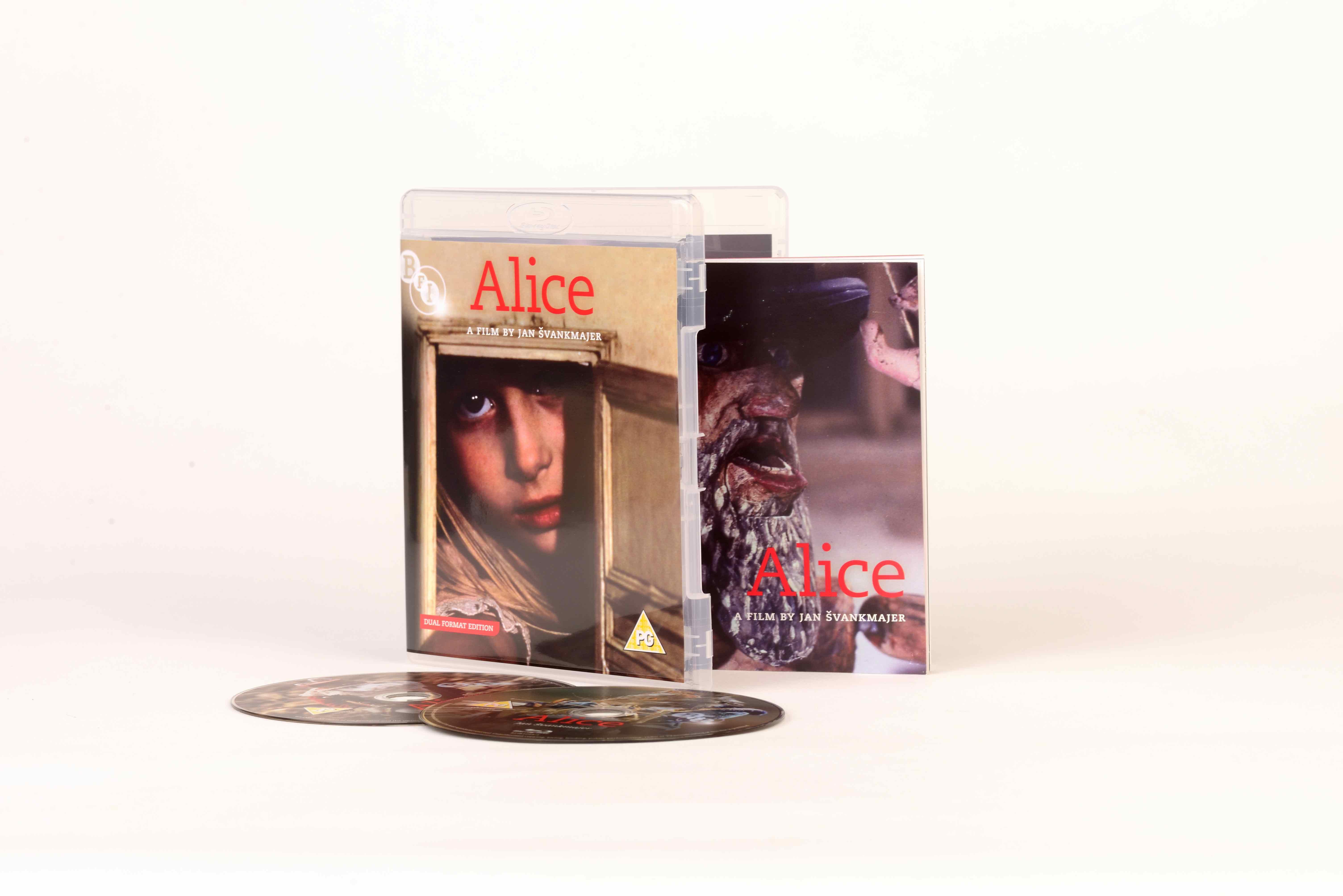 Buy Alice (Dual Format Edition)